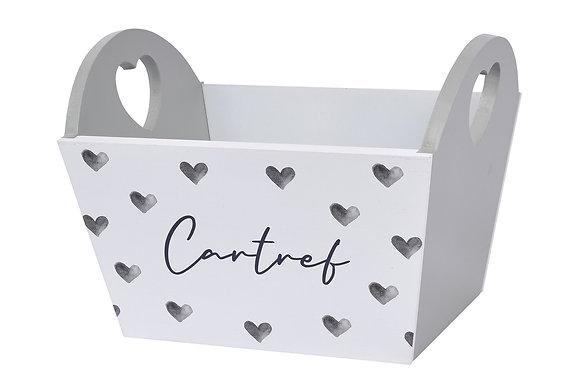 Welsh Cartref Crate -
