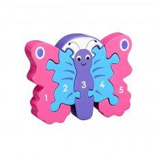 Lanka Kade 1 - 5 Jigsaw Butterfly