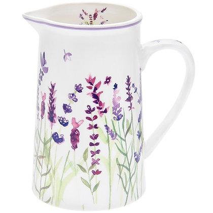 Purple Lavender Medium Jug