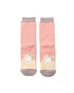 Miss Sparrow Bamboo Sheepish Socks - choice of 2 colours