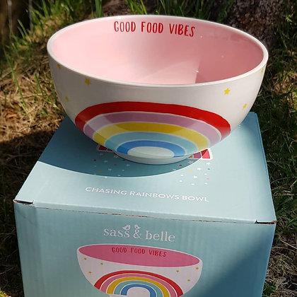 Chasing Rainbow Bowl