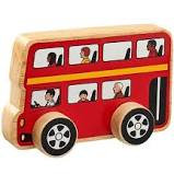 Lanka Kade Double Decker Bus Vehicle