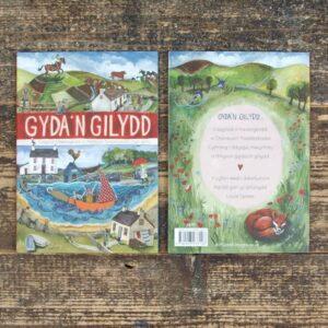 Driftwood Designs - Gyda'n Gilydd' 2nd Edition Welsh Childrens Rhymes Book