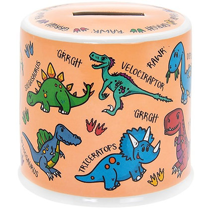 Little Stars Dinosaur Money Box