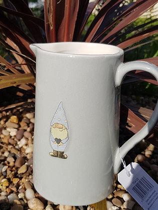 Gnome grey jug
