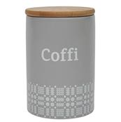 Storgae Jar - Coffi