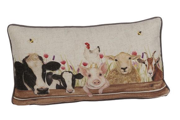 Farm Life Cushion