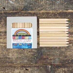 Driftwood Design Pensiliau Lliwio/Colouring Pencils