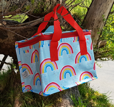 Chasing Rainbow Lunch Bag