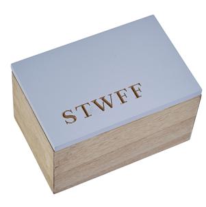 Welsh STWFF (Stuff) Box