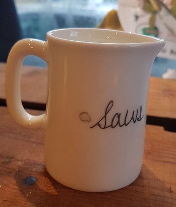 Jwg Saws Mintys/Mint Sauce Jug 1/4pt