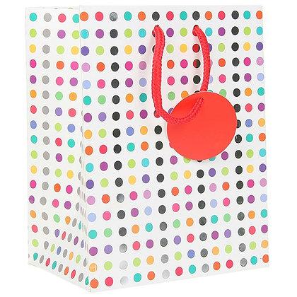 Dotty Gift Bag Medium