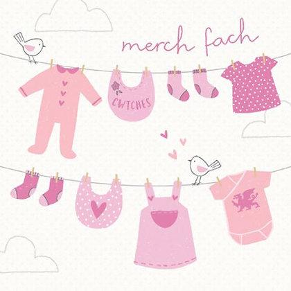 Carden Babi - Merch Fach/ New Baby - Little Girl