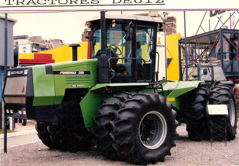 1987 - FARMER MACHINES