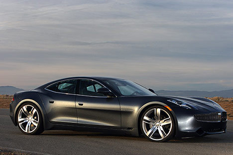 2009 - FISKER AUTOMOTIVE