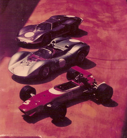 1970 - SCALE MODELS