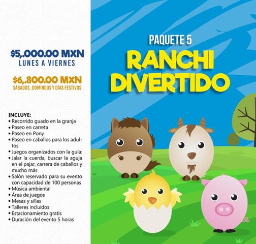 PTE. 5 Ranchi Divertido