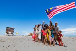 Gusungan Island, Semporna Sabah
