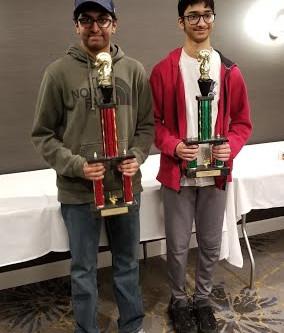 Minnesota Scholastic Champions: Titus, Narayanan share K-12 title