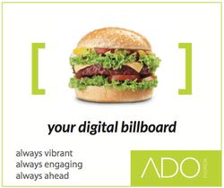 Your Digital Billboard