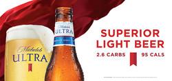 ULTRA SUPERIOR LIGHT BEER ADO 1