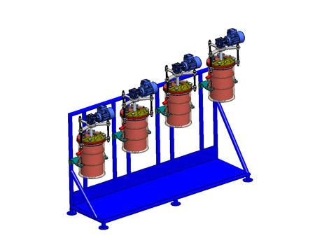 Luptech reactor
