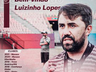 Luizinho Lopes é o novo treinador do Jacuipense