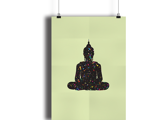 Poster Meditação