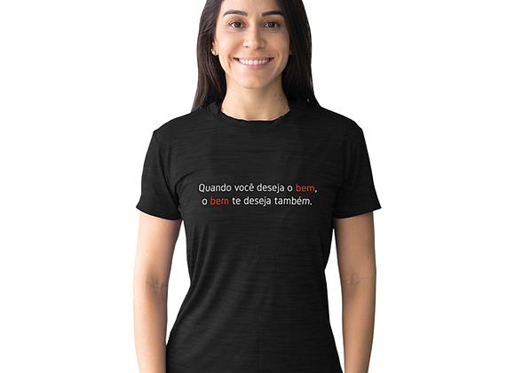 Camisa Feminina - Bem