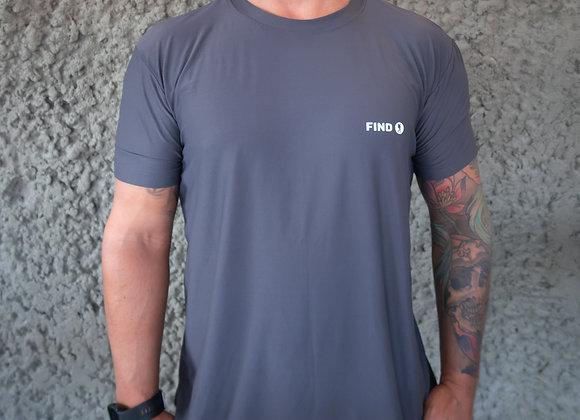 Camisa Cinza - Tecido Bolt