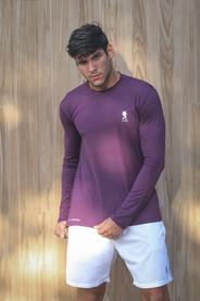 Camisa com proteção UV