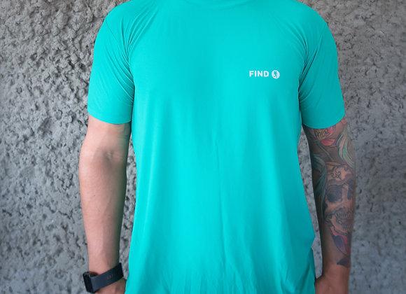 Camisa Verde Jade