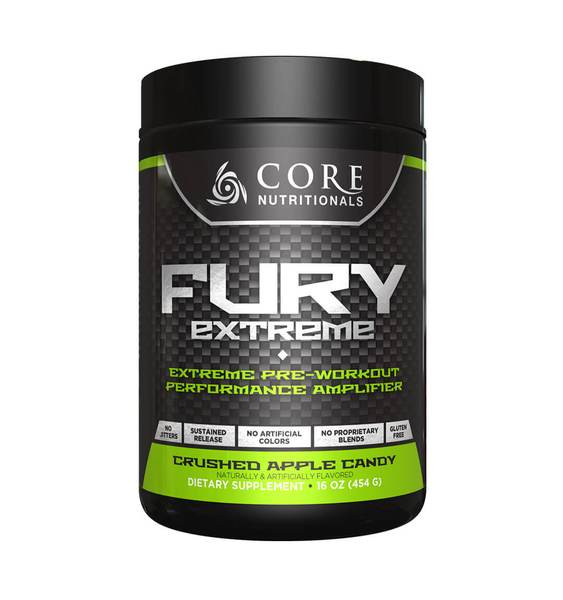 CORE FURY PRE WORKOUT