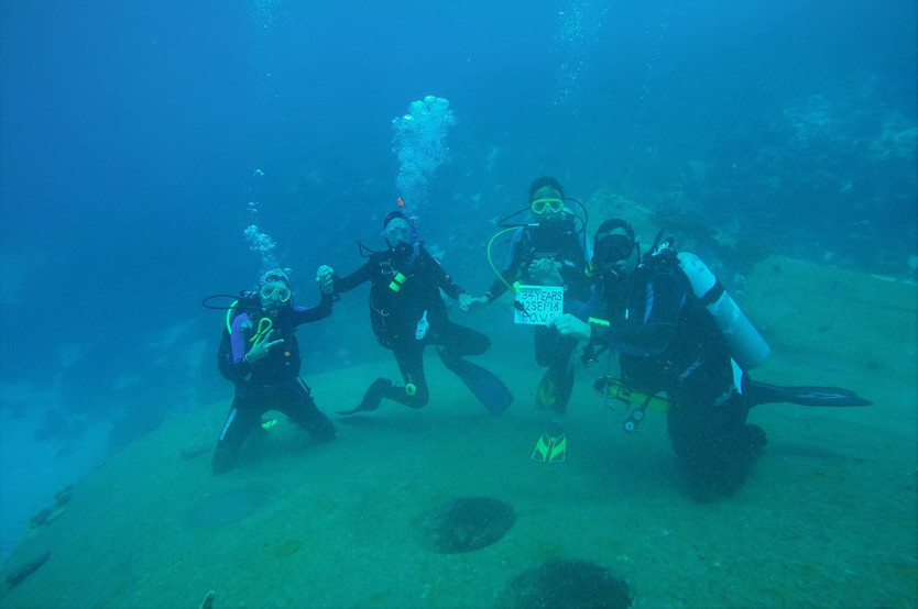 Bonaire Expedition September 2018