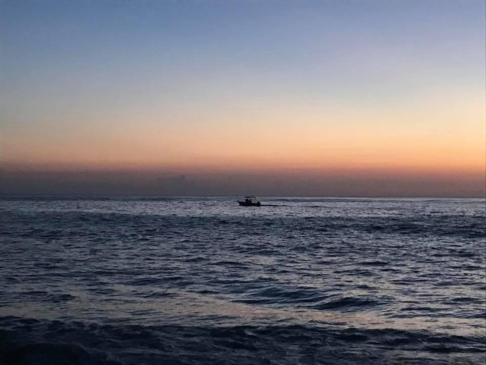 Sunrise in Cabo Pulmo
