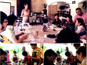 Atelier Truffes et Vins avec Nathalie - Uzès Wine School