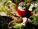 Salade Printanière aux Truffes d'été et Poulpe