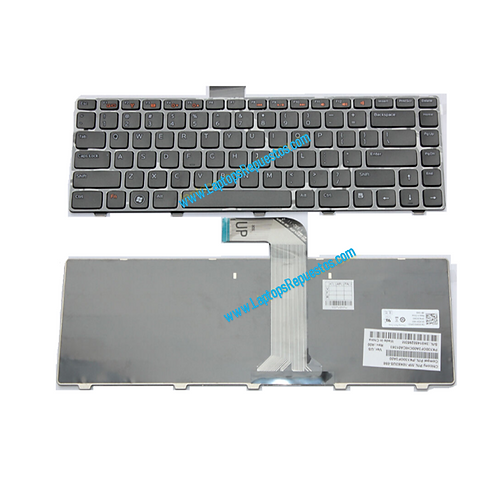 Teclado Dell Inspiron N5040 N5050 M5040 US