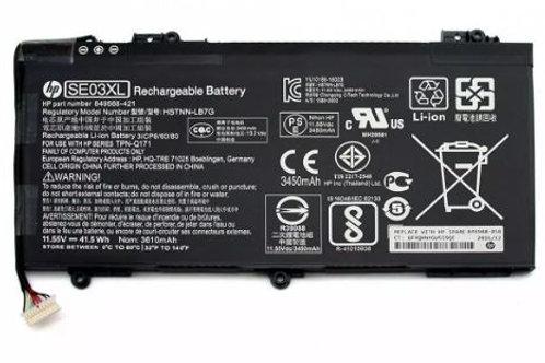 Batería HP modelo: SE03XL HP HSTNN-LB7G