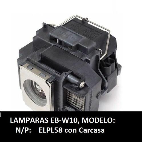 Lamparas para Proyectores Epson EB-W10