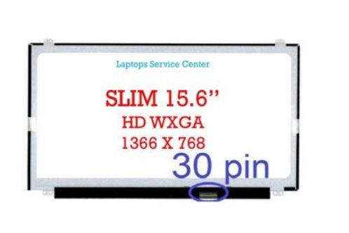 """Pantallas SLIM 15.6"""" HD de 30 Pines conector nuevas"""