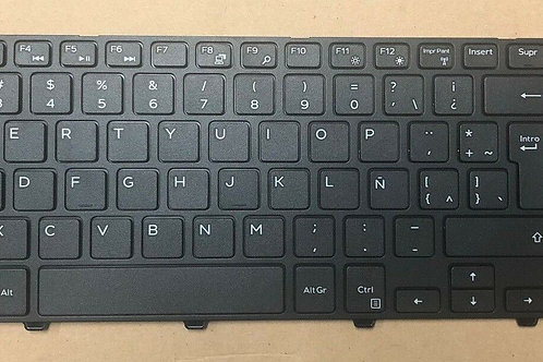 Teclado Dell 15-5000 5551 5552 5555 Spanish