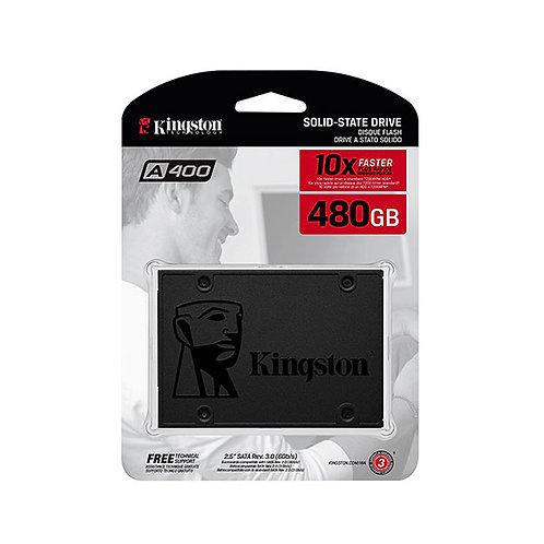 Discos Duros SSD Kingston A400 - 480 GB