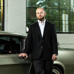 Alexandria's Most Interesting Men; Dr. Justin Hughes