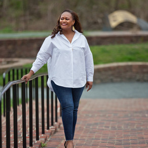 How Alexandria Mayoral Candidate Annetta Catchings Is Teaching Young Men to Speak Up