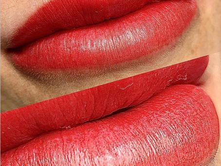 Bem-vindo ao mundo dos lábios perfeitos!