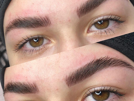 Conheça 4 técnicas exclusivas para sobrancelhas perfeitas.        Com certeza uma combina com você!