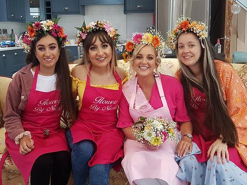 Flower Crown Making Booking Fee