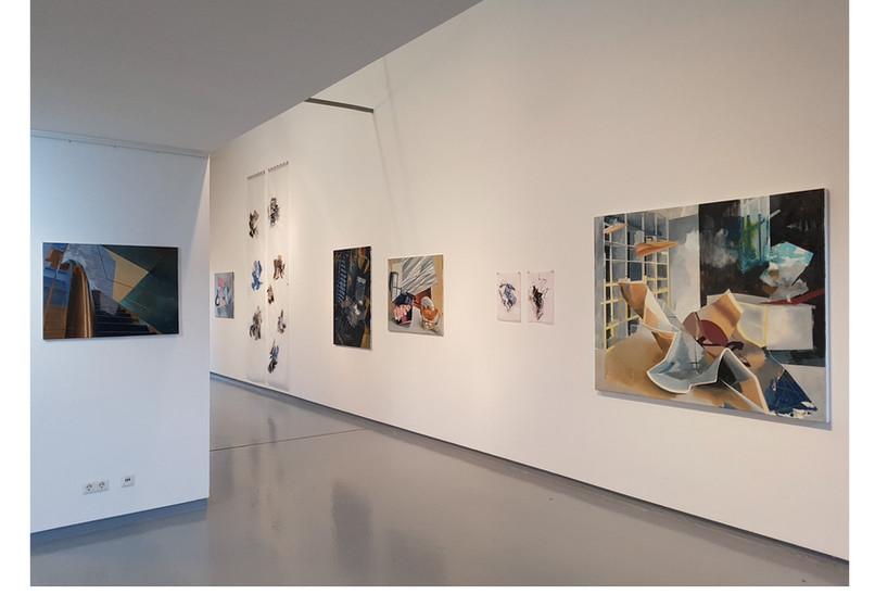Galerie SK Solingen,  Ausstellung Auf den ersten Blick
