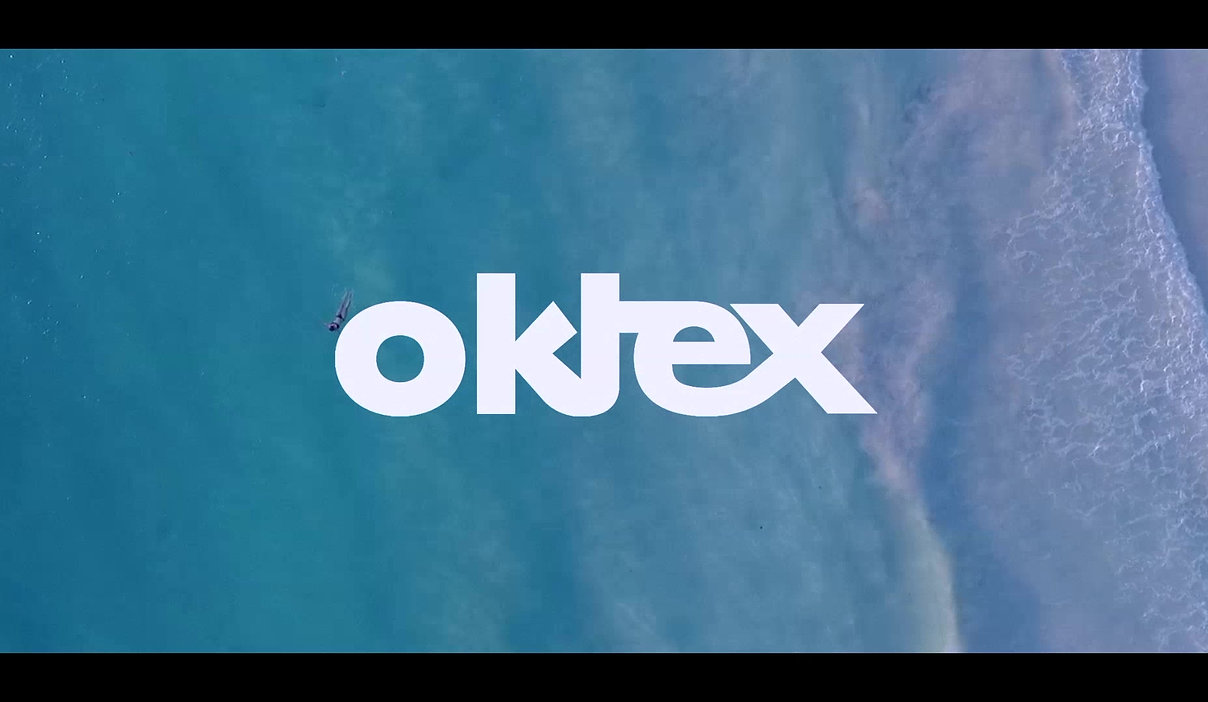 OKTEX,  swimwear and beachwear.
